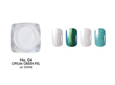 Dust no. 04 OPIUM GREEN PXL
