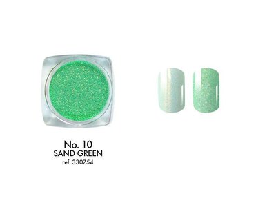 Dust no. 10 SAND GREEN - Sweet Jelly