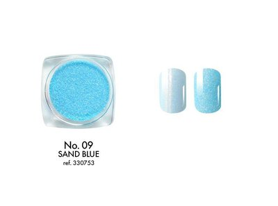 Dust no. 09 SAND BLUE - Sweet Jelly