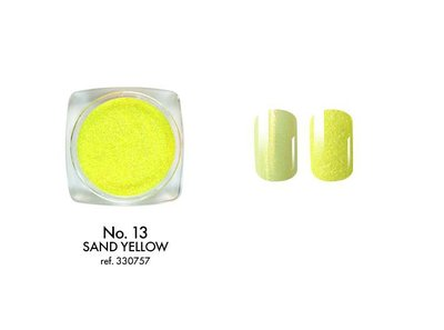 Dust no. 13 SAND YELLOW - Sweet Jelly